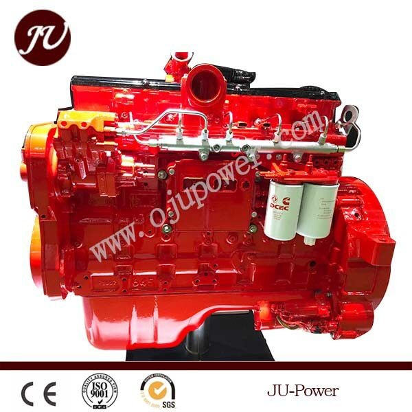 Diesel engine QSL8.9 stroke 145mm power 220-400