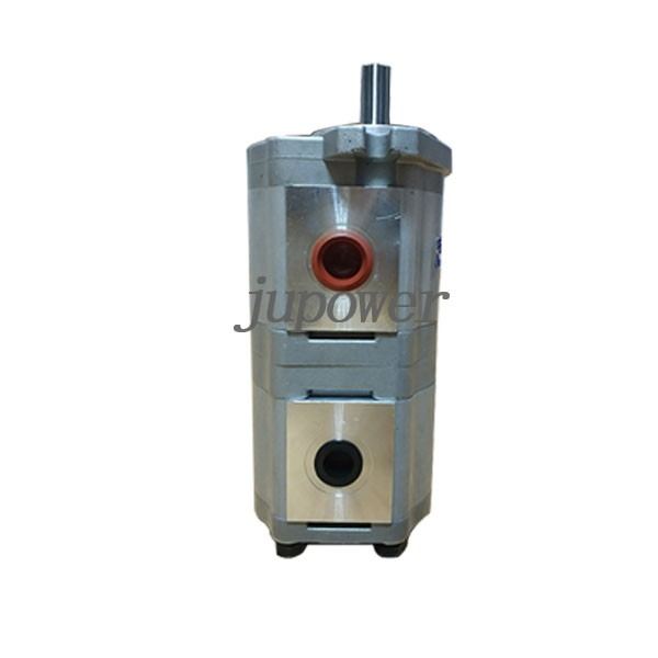 Double hydraulic pump CBBQLAH-F550/F540  1511 893A